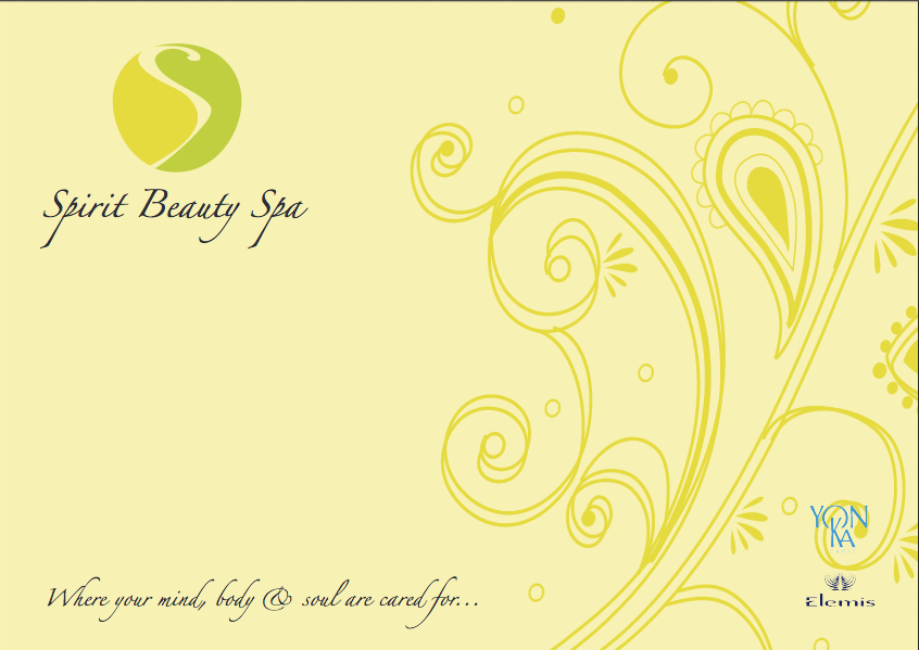 Spirit Waterford Spa Brochure
